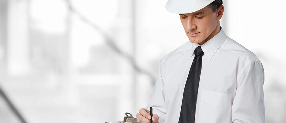 body corporate building manager holding checklist